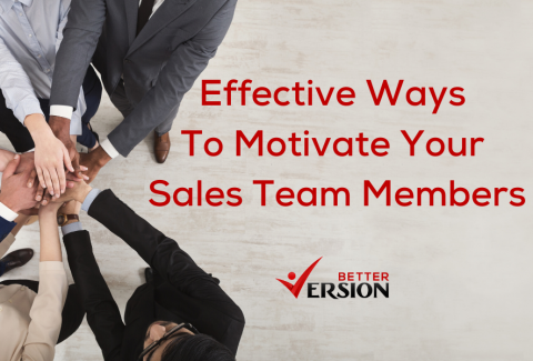 Effective ways to motivate your sales team members